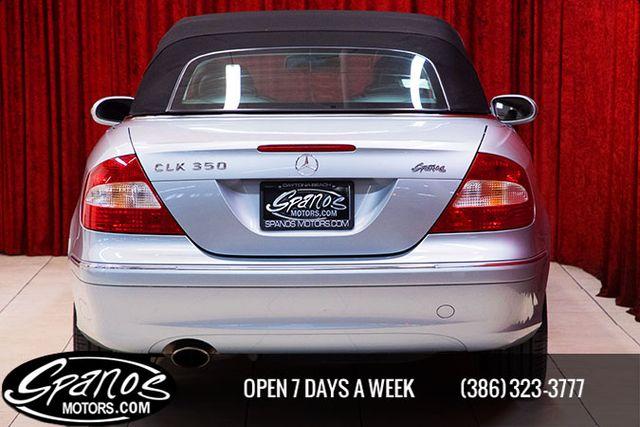 2006 Mercedes-Benz CLK350 3.5L Daytona Beach, FL 4