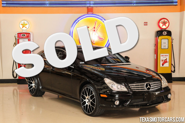 2006 Mercedes CLS500 This 2006 Mercedes-Benz CLS500 is in great shape with only 126 016 miles Th