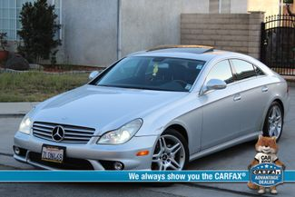 2006 Mercedes-Benz CLS500 AMG PKG 82K ORIGINAL MLS SERVICE RECORDS NEW TIRES! Woodland Hills, CA