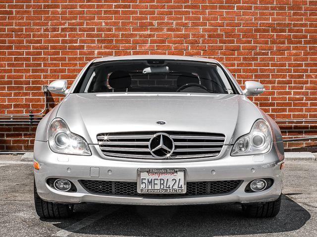 2006 Mercedes-Benz CLS500 Burbank, CA 2