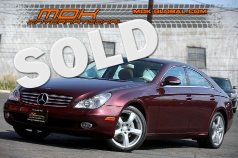 2006 Mercedes-Benz CLS500 - Premium - Nav - Heated / Cooled seats in Los Angeles