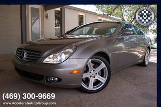 2006 Mercedes-Benz CLS500 CERTIFIED PRE-OWNED ONLY 16,600 MILES | Garland, Texas | Accelerate Auto Group in Garland