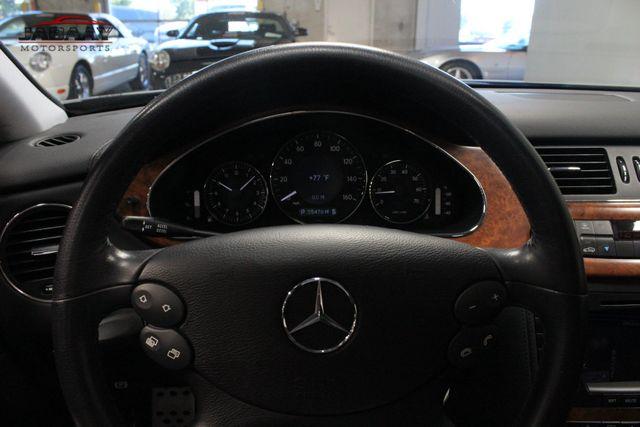 2006 Mercedes-Benz CLS500 Merrillville, Indiana 17