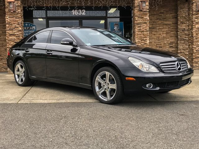 2006 Mercedes CLS500 The CARFAX Buy Back Guarantee that comes with this vehicle means that you can