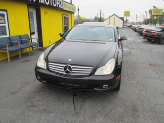 2006 Mercedes-Benz CLS500 SPORTS Saint Ann, MO 5