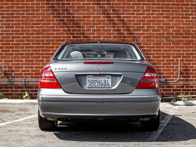 2006 Mercedes-Benz E350 3.5L Burbank, CA 4