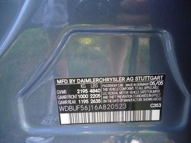 2006 Mercedes-Benz E350 3.5L Leesburg, Virginia 22