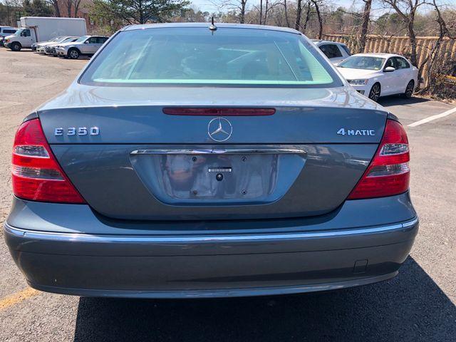 2006 Mercedes-Benz E350 3.5L Sterling, Virginia 7