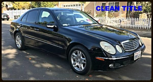 2006 mercedes benz e350 3 5l clean title van nuys ca for Mercedes benz dealer van nuys