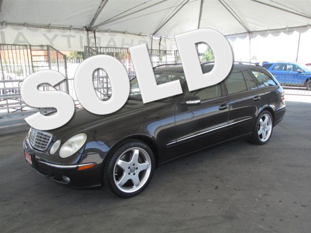 2006 Mercedes E500 50L This particular Vehicle comes with 3rd Row Seat Please call or e-mail to