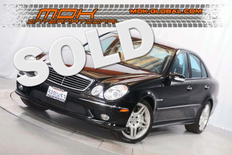 2006 Mercedes-Benz E55 5.5L AMG - Supercharged in Los Angeles