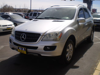 2006 Mercedes-Benz ML350 3.5L Englewood, Colorado 1