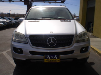 2006 Mercedes-Benz ML350 3.5L Englewood, Colorado 2