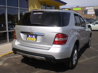 2006 Mercedes-Benz ML350 3.5L Englewood, Colorado 4