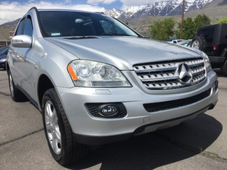 2006 Mercedes-Benz ML350 3.5L LINDON, UT 1