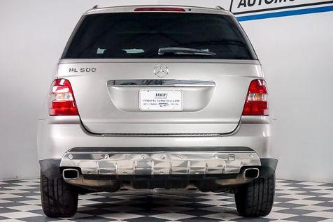 2006 Mercedes-Benz ML500 5.0L in Dallas, TX