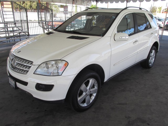 2006 Mercedes ML500 50L Please call or e-mail to check availability All of our vehicles are av