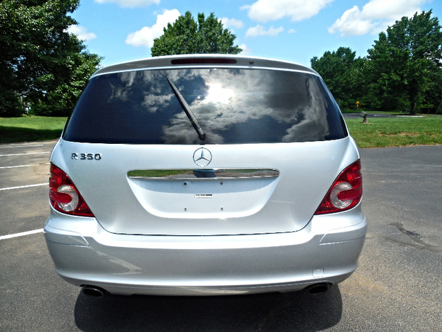 2006 Mercedes-Benz R350 3.5L Leesburg, Virginia 7