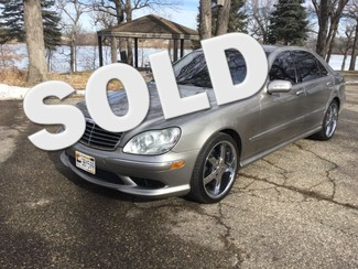 2006 Mercedes-Benz S Class S500 Lake Crystal, MN