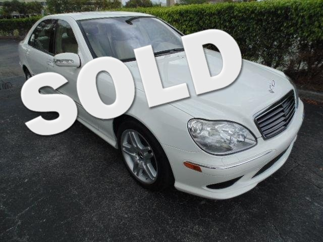 2006 Mercedes S500 50L This 2006 Mercedes S500 is a one owner non-smoker florida car and is car