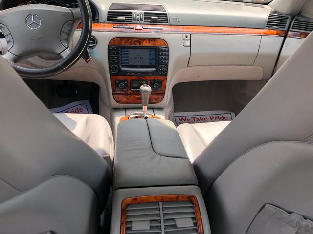 2006 Mercedes-Benz S500 5.0L Sterling, Virginia 14
