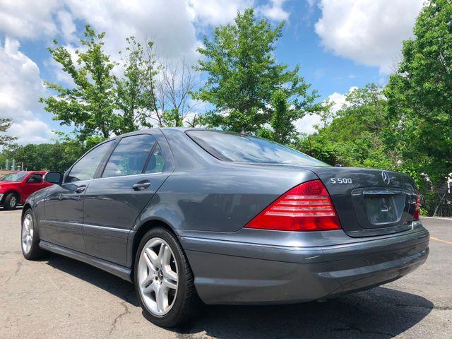 2006 Mercedes-Benz S500 5.0L Sterling, Virginia 3