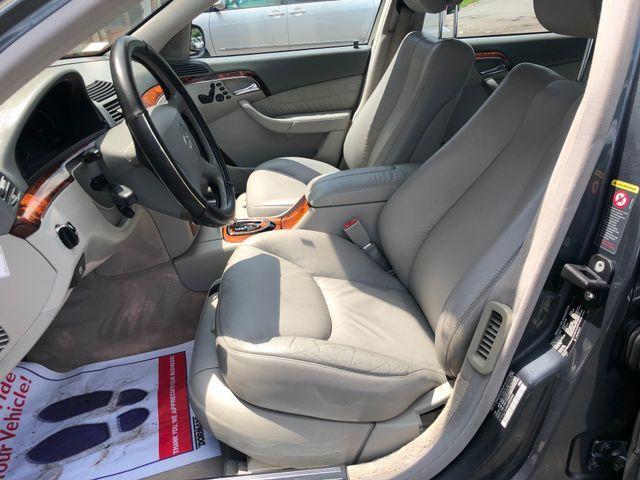 2006 Mercedes-Benz S500 5.0L Sterling, Virginia 9