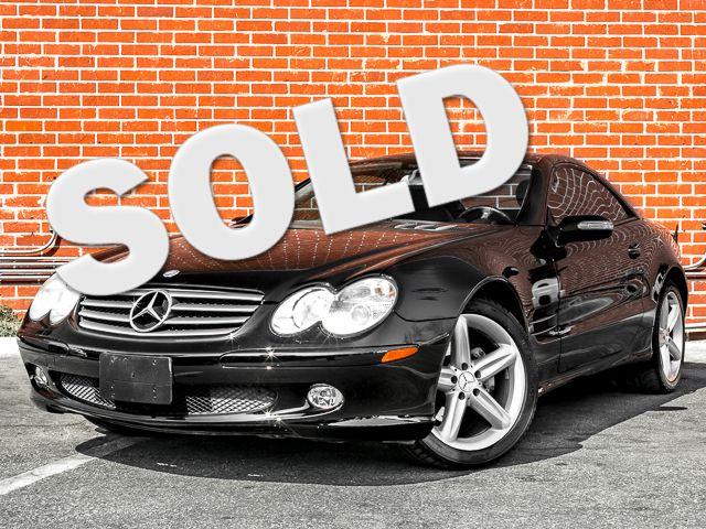 2006 Mercedes-Benz SL500 5.0L Burbank, CA 0