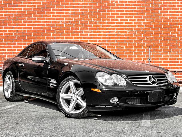 2006 Mercedes-Benz SL500 5.0L Burbank, CA 1
