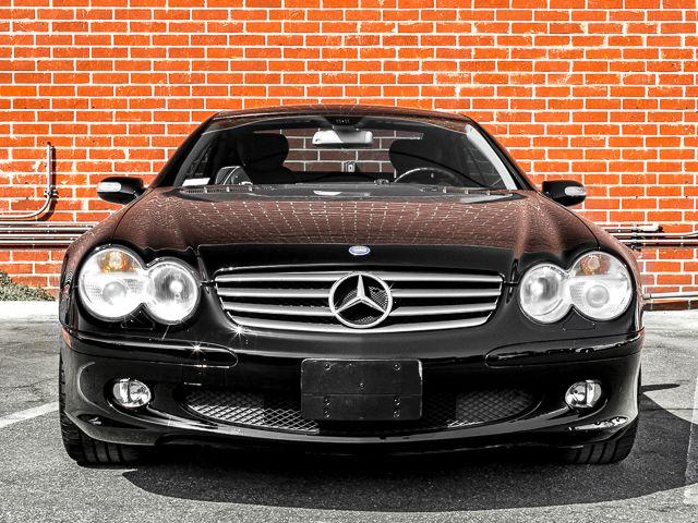 2006 Mercedes-Benz SL500 5.0L Burbank, CA 2