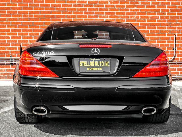 2006 Mercedes-Benz SL500 5.0L Burbank, CA 3