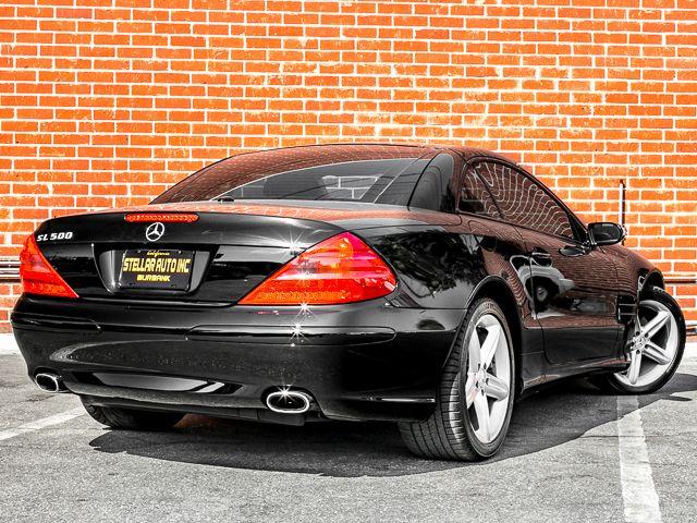 2006 Mercedes-Benz SL500 5.0L Burbank, CA 5