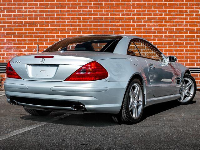 2006 Mercedes-Benz SL500 5.0L Burbank, CA 4
