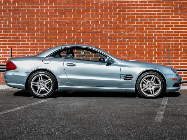 2006 Mercedes-Benz SL500 5.0L Burbank, CA 6