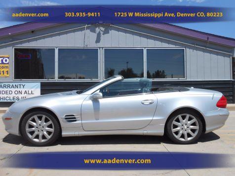 2006 Mercedes-Benz SL500 5.0L | Denver, CO | A&A Automotive of Denver in Denver, CO