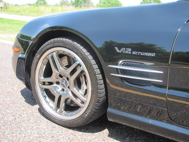 2006 Mercedes-Benz SL65 6.0L AMG St. Louis, Missouri 5