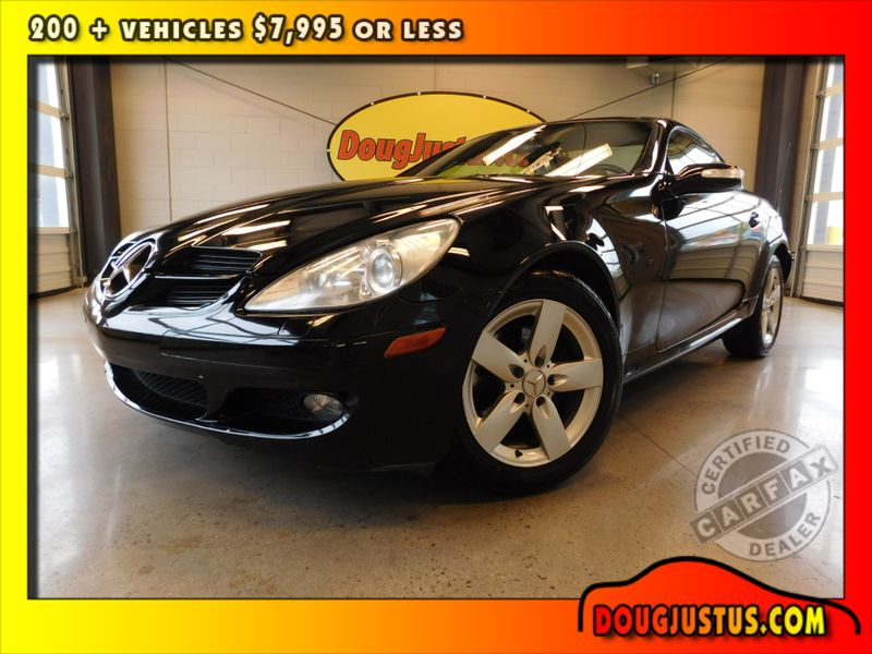 2006 Mercedes-Benz SLK280 30L  city TN  Doug Justus Auto Center Inc  in Airport Motor Mile ( Metro Knoxville ), TN