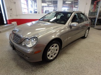 2006 Mercedes C280 4-Matic, New Tires, Brakes, Super Clean Saint Louis Park, MN 2