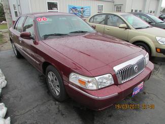 2006 Mercury Grand Marquis GS Fremont, Ohio 5