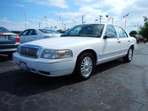 2006 Mercury GRAND MARQUIS LS in Wichita Falls, TX