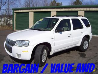 2006 Mercury Mariner 4WD Premier Bentleyville, Pennsylvania 7