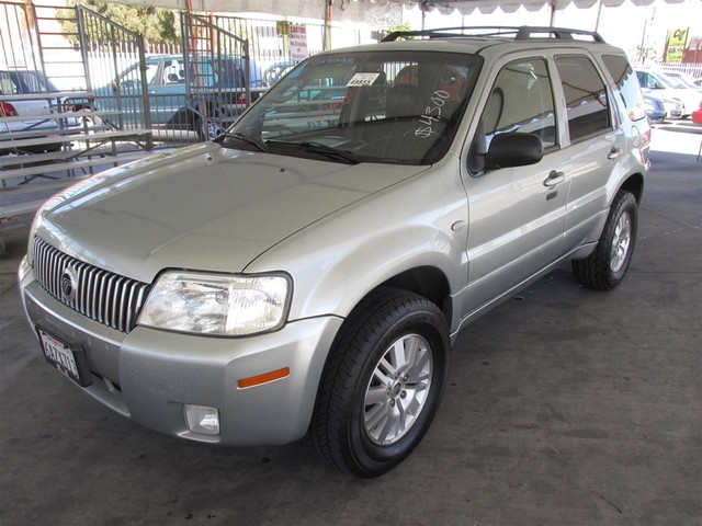 2006 Mercury Mariner Luxury This particular vehicle has a SALVAGE title Please call or email to c
