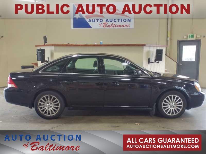 2006 Mercury Montego Premier | JOPPA, MD | Auto Auction of Baltimore  in JOPPA MD