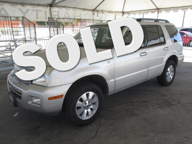 2006 Mercury Mountaineer Convenience Please call or e-mail to check availability All of our veh