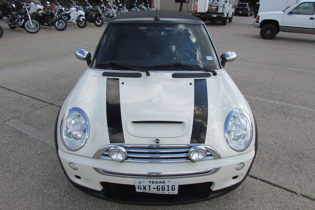 2006 Mini Convertible S Arlington, Texas 4