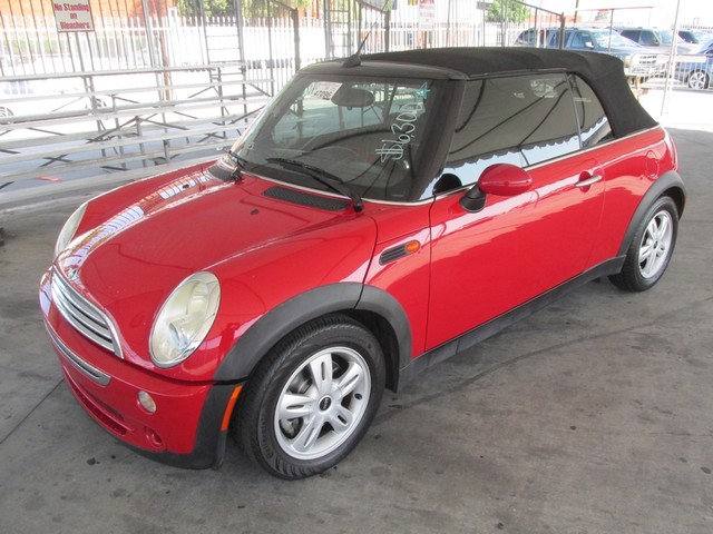 2006 MINI Convertible Please call or e-mail to check availability All of our vehicles are avail
