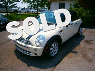 2006 Mini Convertible Memphis, Tennessee