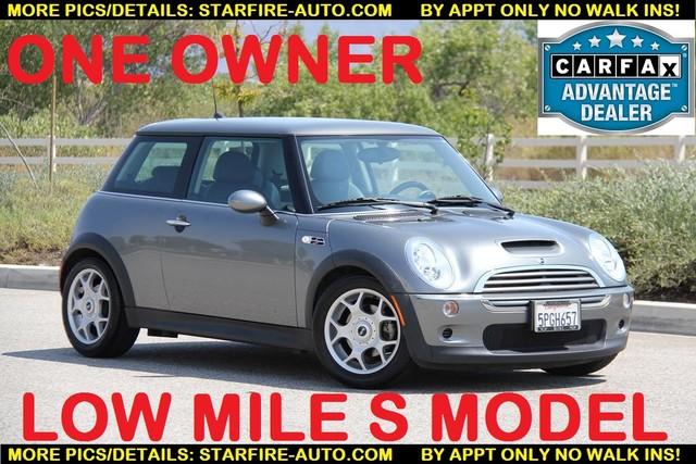 2006 Mini COOPER S Santa Clarita, CA 0