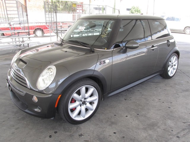 2006 MINI Hardtop S Please call or e-mail to check availability All of our vehicles are availab