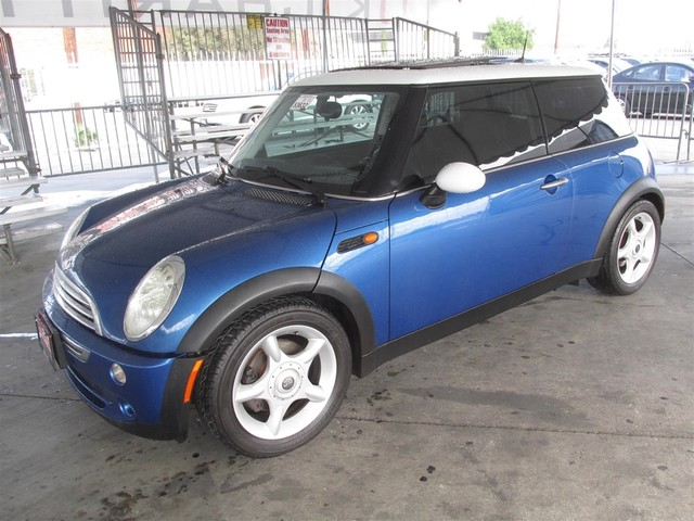 2006 MINI Hardtop Please call or e-mail to check availability All of our vehicles are available